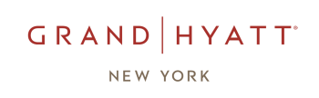 NYCGH Red and Gold Letters Rectangle